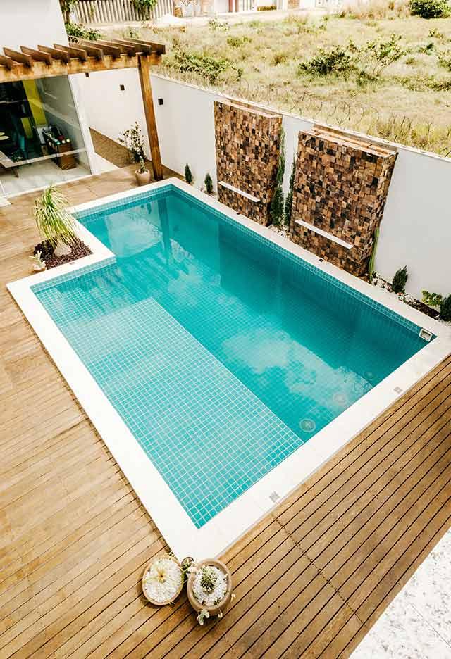 sprühnebel poolbereich